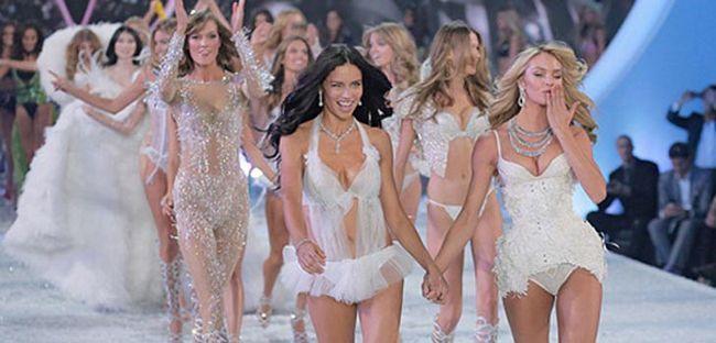 Стала відома вартість квитків на шоу Victoria's Secret