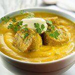 Суп-пюре з курки