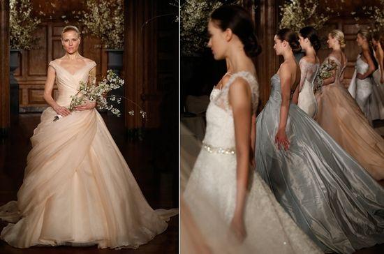 Весільні сукні весна - 2014