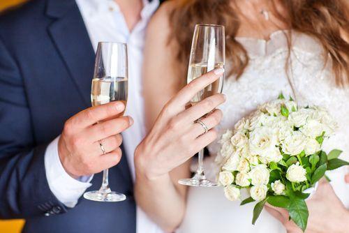 Тости та побажання на ювілей весілля