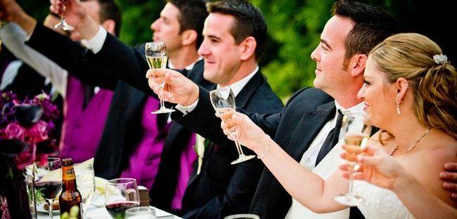 Тости на весілля