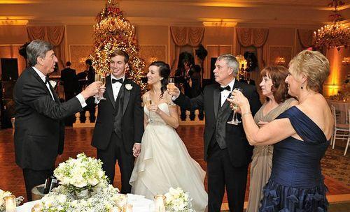 Весільні тости в прозі від батьків