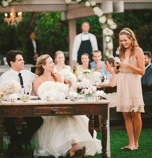 Весільні тости в прозі від друзів