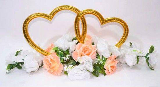Зворушливі й щиросердечні вітання на весілля нареченій