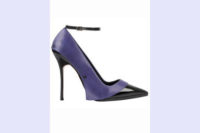 Туфлі Manolo Blahnik в колекції Victoria Beckham