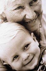 Участь бабусь і дідусів у вихованні дитини