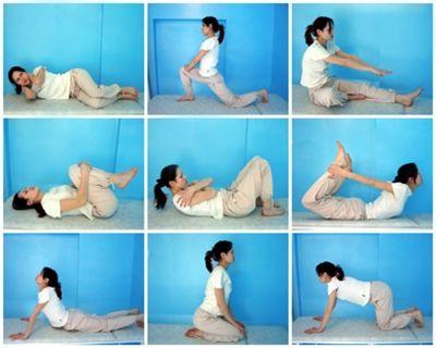 Вправи при остеохондрозі: шийний відділ