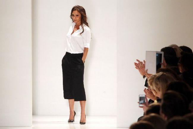 Успіх Вікторії Бекхем на Тижні моди в Нью-Йорку
