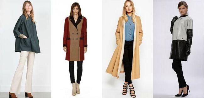 Утепляемся стильно: наймодніші пальто осені та зими-2015