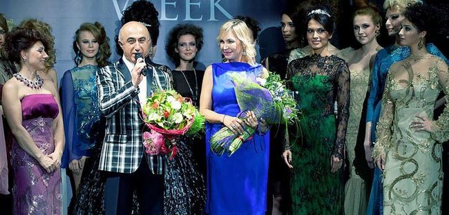 У Москві відкрилася сьома Estet Fashion Week