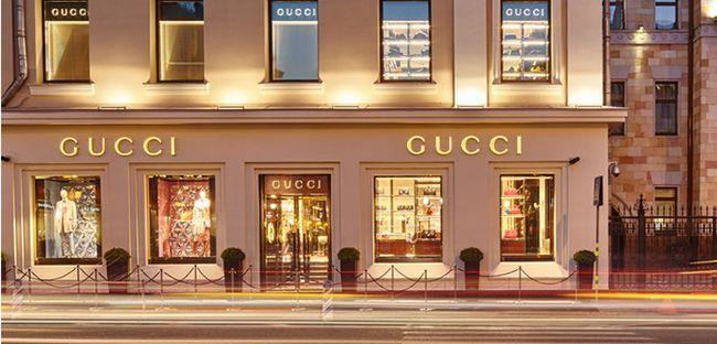 У Москві відкрилися відразу два фірмових магазини Gucci