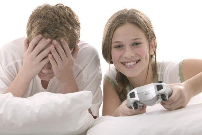 Вплив комп'ютерних ігор на дітей і дитяча оцінка ігр