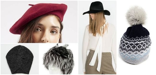 Всі про те, які капелюшки і шапки будуть в моді цими восени і взимку