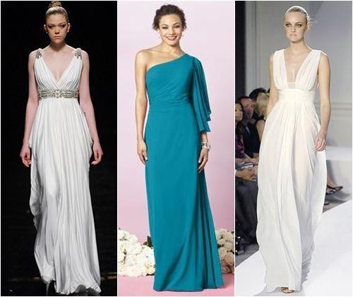 сукні у грецькому стилі +2013