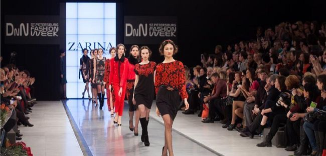 Завтра стартує St. Petersburg Fashion Week
