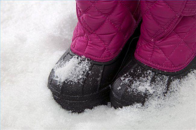 Зимове взуття для дітей